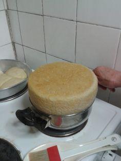 Πρόσφορο | Tasia's Blog Pancakes, Pudding, Bread, Breakfast, Desserts, Food, Tailgate Desserts, Meal, Pancake