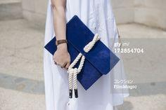 ニュース写真 : Fashion Editor for Milk Tawain Titi Chen wears a...