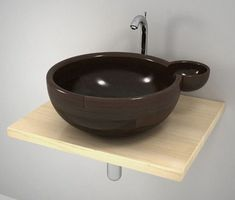 Дизайн раковины для ванной: самые безумные идеи / Я - суперпупер