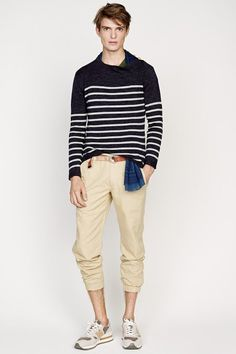 J.Crew Spring-Summer 2015 Men's Collection
