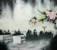 Lucia Tallová - Porcelain Roses