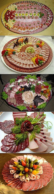 57 Trendy ideas for meat platter ideas lunches Meat Loaf Recipe Easy, Easy Meat Recipes, Party Food Platters, Party Trays, Meat Appetizers, Appetizer Recipes, Meat For A Crowd, Meat And Potatoes Recipes, Charcuterie And Cheese Board