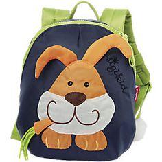 """Hasenstark! Mit dem Rucksack """"Hase"""" von #sigikid macht den Kleinen der Tag im #Kindergarten gleich noch mehr Spaß! #Kindergartenrucksack"""