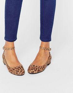 http://www.asos.com/new-look/new-look-leopard-print-ankle-strap-ballet-pump/prd/7162977?iid=7162977