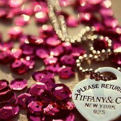 TIFFANY & CO. This rare and antique watch from Tiffany and Co. features 66 brilliant diamonds set in platinum. Tiffany Und Co, Tiffany Outlet, Tiffany & Co., Tiffany And Co Jewelry, Tiffany Necklace, Barbie, Everything Pink, Favim, All That Glitters
