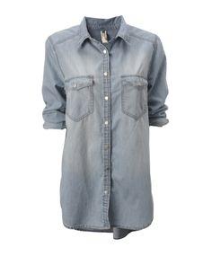 Gina Tricot - Melody denim shirt