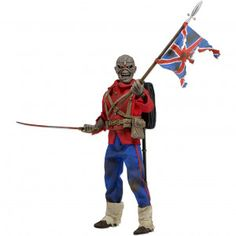 Iron Maiden Trooper Action Figure