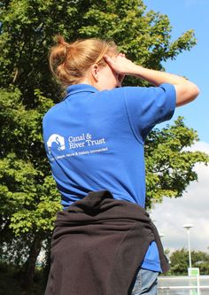 Volunteer Co-ordinator for The Canal & Rivers Trust, Alice Kay