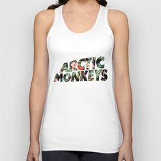 Arctic Monkeys Unisex Tank Top