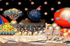 Encontrando Ideias: Festa dos Astronautas!!!
