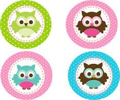 owl baby shower cupcake toppers – Home Party Theme Ideas Baby Shawer, Baby Owls, Fox Crafts, Baby Shower Cupcake Toppers, Bird Party, Stickers, Party Themes, Scrapbooking, Diy