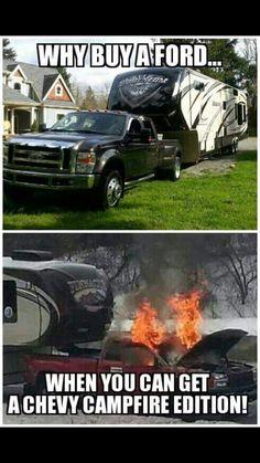 Damn Chevys
