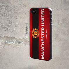 Manchester United FC Iphone 5 Case   merchfire - Accessories on ArtFire