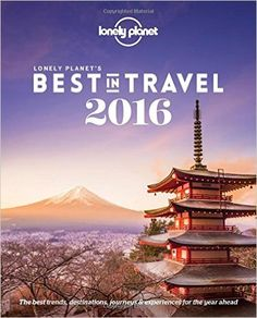 lonely planet best in travel 2016 - Google Search