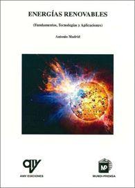 G 3-10/51 - Energías renovables. Fundamentos, tecnologías y aplicaciones.