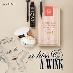 Mascara, Eyeliner, Avon True, Eye Lift, Avon Representative, All About Eyes, Essentials, Eye Cream, Makeup Yourself