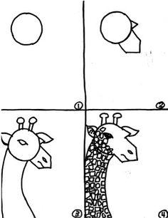 The Giraffe that walks to Paris.