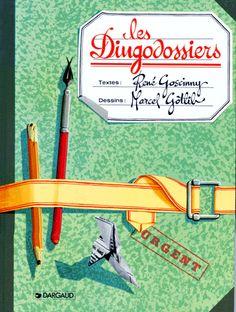 Les Dingodossiers : Tome 1, Gotlib, René Goscinny