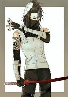 Uta Tokyo Ghoul Ninja