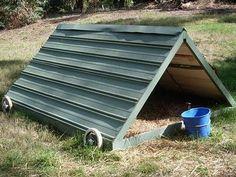 Goat Shelter - Slow Living Essentials