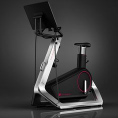 Smart Spinning Bike on Behance Cycling Tips, Cycling Workout, Road Cycling, Daddy Yankee, Sports Equipment, No Equipment Workout, Fitness Equipment, Spin Bike Workouts, Fixed Bike
