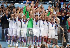 Mario Gotze scored the match's only goal in the minute, giving Germany its fourth World Cup title and first since Brazil World Cup, World Cup 2014, Fifa World Cup, Soccer Fifa, Soccer News, Germany Vs Argentina 2014, Germany Players, Philipp Lahm, World Cup Trophy