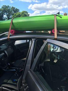 Diy Pvc Pickup Canoe Rack 08 By Greenway Guide Via