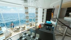 An Inside Look at the New Most Insane Cruise Ship to Hit the Seas