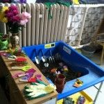Garden centre role play Great idea for spring!
