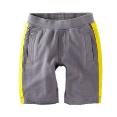 Anything with a neon accent, goes into my son's closet.