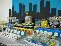 Superfiesta Batman para Tristán | Fiestas infantiles y cumpleaños de niños