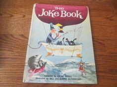 The Joke Book Oscar Weigle Grosset & Dunlap NY by HolySerendipity