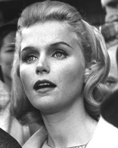 """Lee Remick -Born Lee Ann Remick on Dec. 14, 1935 in Boston, Mass. Died July 2, 1991 of cancer in Brentwood, Calif.  Lee Remick's  died at 55. Besides playing the dipsomaniac mate of Jack Lemmon in the 1962 """"Days of Wine and Roses,"""" which brought her an Academy Award nomination, Remick was born in Boston. Her father was a department store owner and her mother was an actress. She told The Times' Charles Champlin last year that she had intended to be a dancer but """"I wouldn't have been that…"""