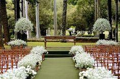 Nossos achados: Decoração de casamentos - Rústica