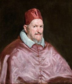 Collection: Apsley House - Pope Innocent X, 1650 by Diego Velázquez c.1651