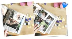 Fotoboek 1 jaar blog