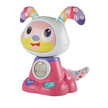 FisherPrice Dance and Move Beat Bow Wow Interactive Learning Toy  Pink