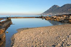 These serene tidal pools offer safety, seclusion and scenic surrounds. Best of all, they don't need top-ups from the city's water supply. South Africa Beach, Natural Pools, Water Supply, Cape Town, Serenity, Beaches, Things To Do, Fish, History