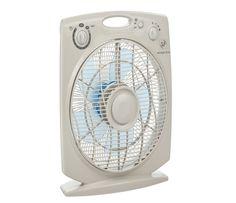 Ventilador de Suelo Box-Fan S&P #ventiladores #suelo