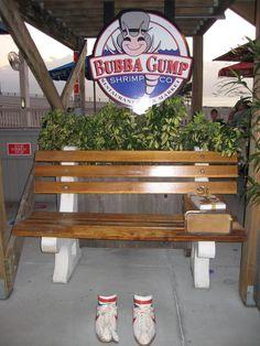 Bubba Gump Shrimp Company Daytona Beach Florida