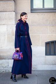 STYLE DU MONDE / Paris Fashion Week FW 2014 Street Style: Giovanna Battaglia  // #Fashion, #FashionBlog, #FashionBlogger, #Ootd, #OutfitOfTheDay, #StreetStyle, #Style