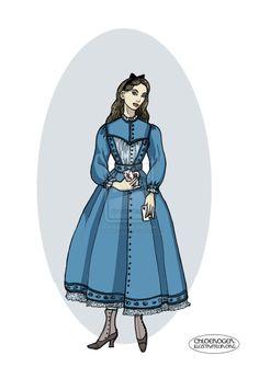 Victorian Alice by LaTaupinette on deviantART