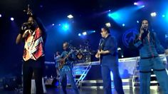 Earth Wind & Fire Fantasy - Let's Groove @ Live 720p HD