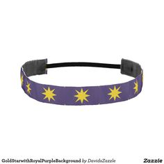 Gold Star with Royal Purple Background Head Band This design is available on many products! Hit the 'available on' tab near the product description to see them all! Thanks for looking!     @zazzle #art #star #pattern #shop #chic #modern #style #circle #round #fun #neat #cool #buy #sale #shopping #men #women #sweet #awesome #look #accent #fashion #clothes #apparel #earrings #headband #sunglasses #ties #belts #fingernail #black #blue #purple #orange #grey #gold