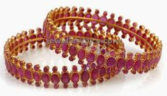 lalitha jewellers ruby bangles grand design