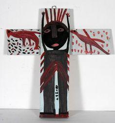 Mose Tolliver cross -