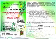 Gente de Villaverde: Aprende y Enseña a la vez. Seminario en Villaverde...