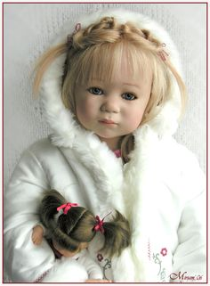 https://flic.kr/p/bnrLPM | Gretchen Himstedt (old picture) | Summer Kinder by Annette Himstedt 2006
