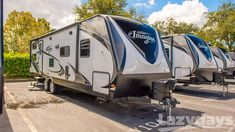 Perfect Starter RVs for new buyers! We've got recommendations for RV families, sports enthusiasts, retirees and empty nesters.