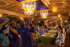You'll Soon Be Able to Eat at Tiana's Place and Visit Andy's Room on the Disney Wonder Cruise Ship